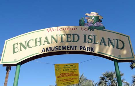 enchanted island 1