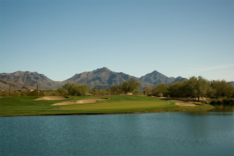 Grayhawk (Raptor Course) golf vacation rentals