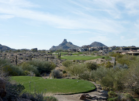 Troon North golf vacation rentals