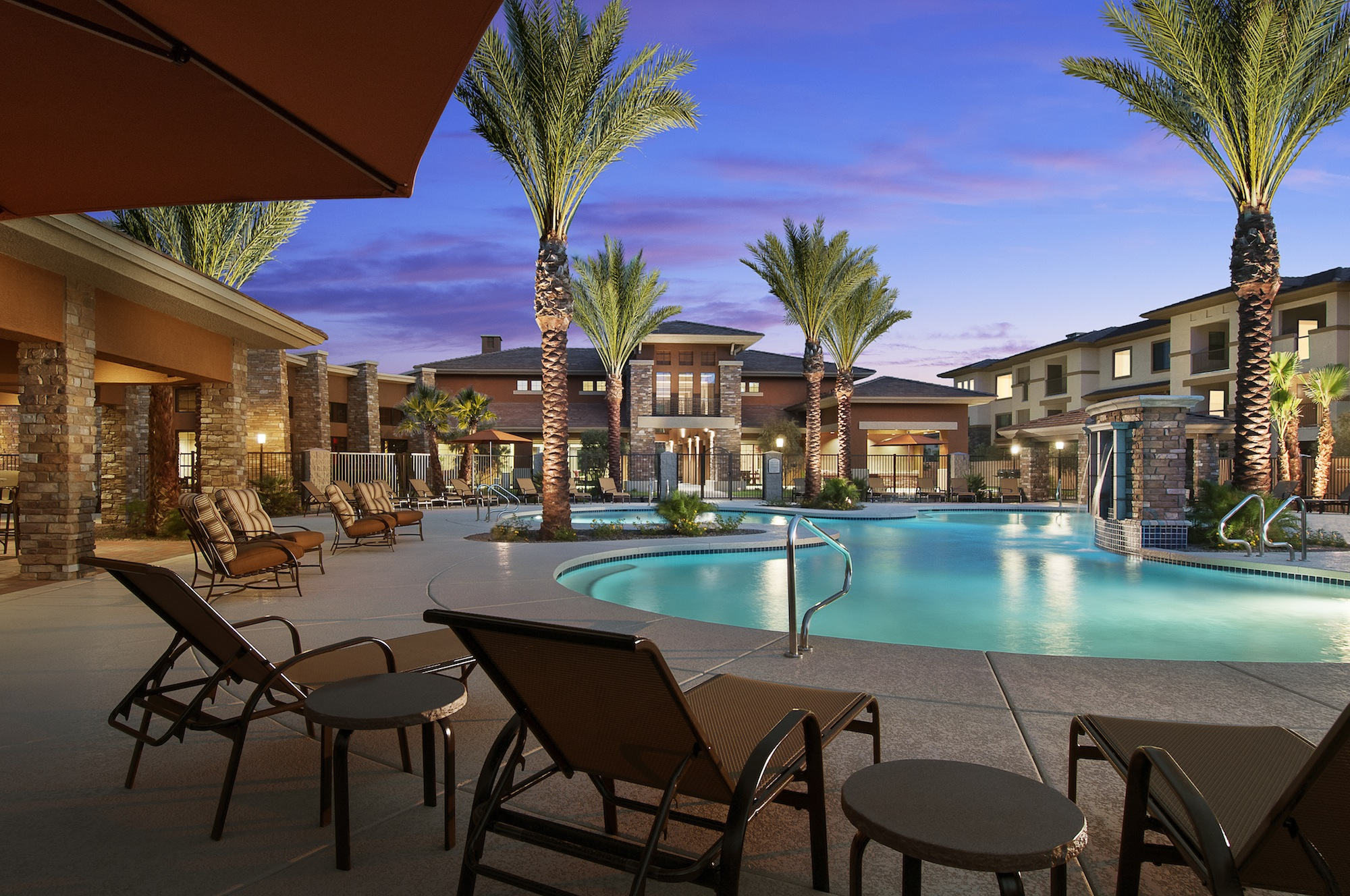 Luxury Apartment Of The Month In Chandler Parcland Crossing