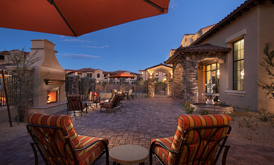 Luxury Apartment Of The Month Villas At San Dorado In Oro Valley