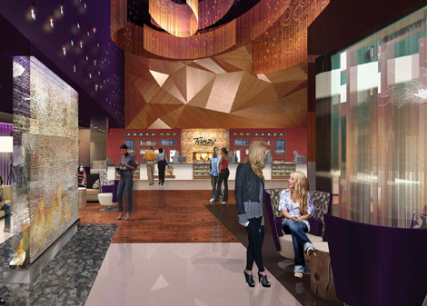 Scottsdale S New Ipic Theater Raises The Cinema Bar