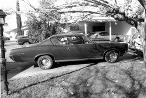 Pontiac Lemans 1966. 1966 Pontiac Le Mans