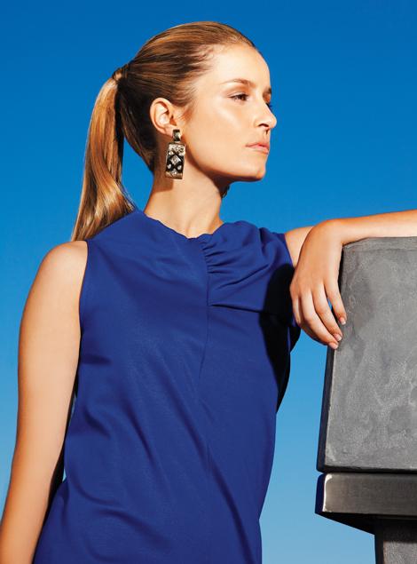 Resultado de imagen de fashion blue