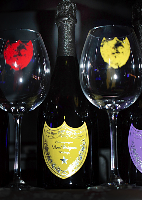 Top Chefs Of Phoenix Celebrate Andy Warhol Dom Perignon