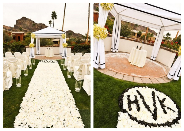 Outdoor Ceremony Designs