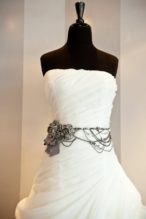 Wedding Dress Trends Belts 2