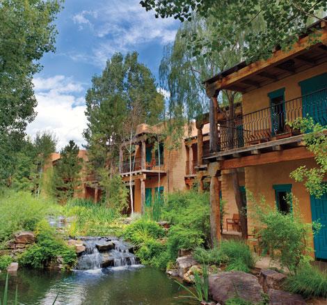 Trailing Julia Roberts In Taos