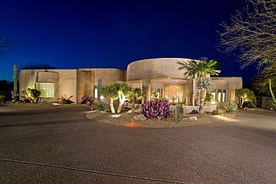 Scottsdale - Custom with Mountain Views in Cactus Acres - 1257400