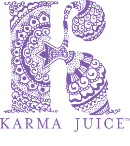 KarmaJuice Logo Purple Fixed 269x300