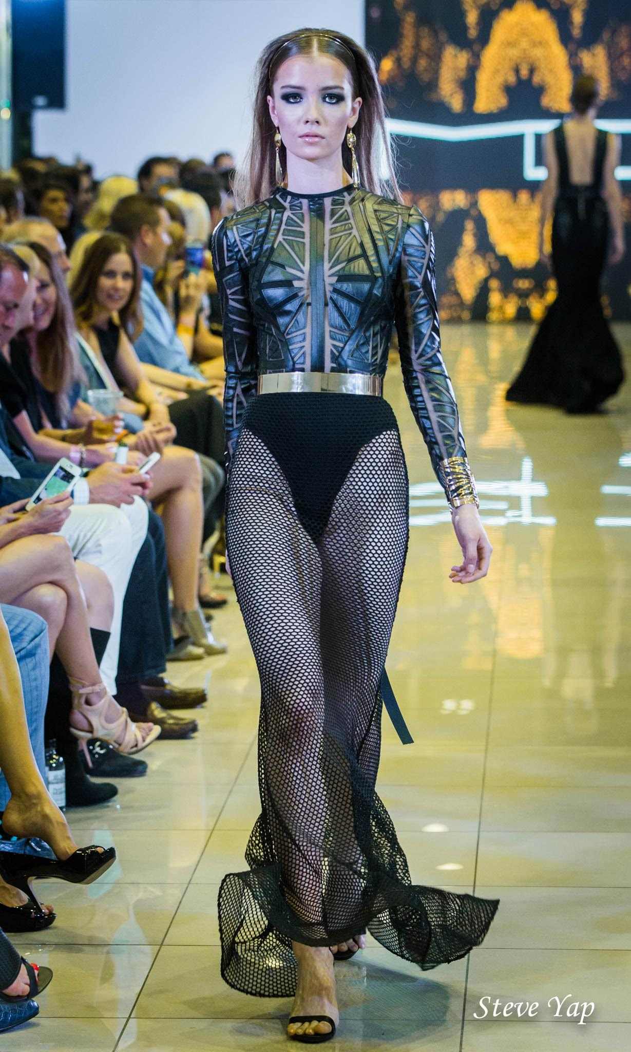 Remi Bennett Scottsdale Fashion Week Michael Costello 2016