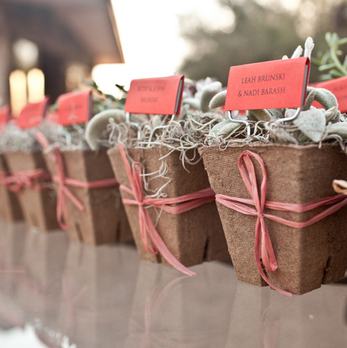 Escort Card Ideas For Your Wedding Day