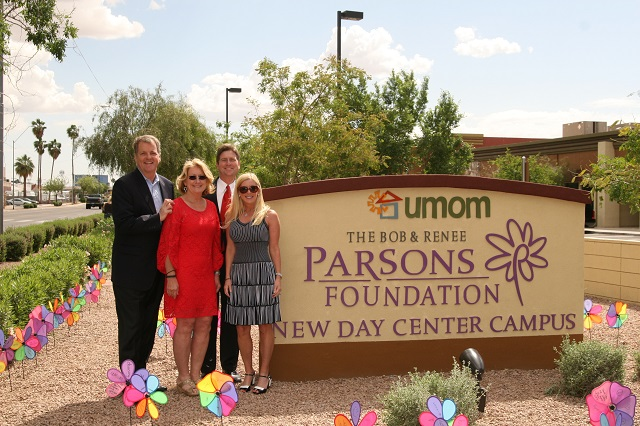 New Housing for Phoenix Nonprofit, UMOM