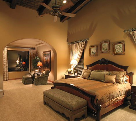 Western master bedroom ideas images for Cowgirl bedroom ideas