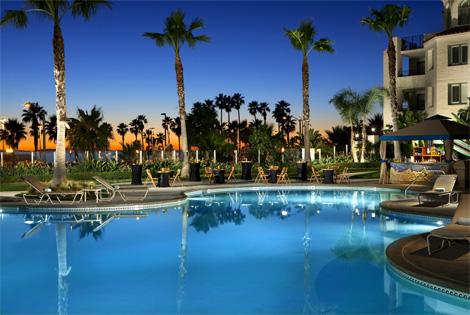 Hyatt Huntington Beach Spa