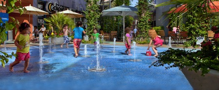 Splash Pad Tempe Marketplace