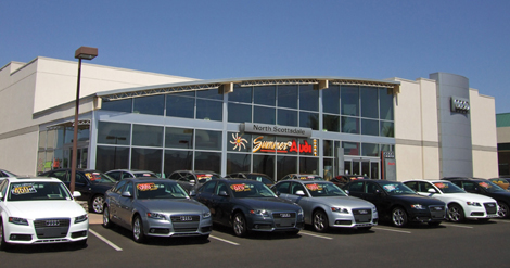 Best Of Our Valley Transportation Page - Audi north scottsdale service