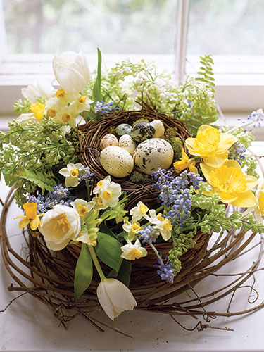 DIY Easter Centerpieces Page 4