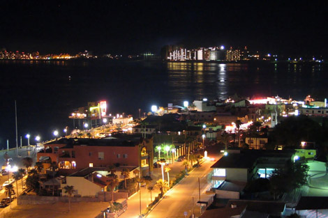 Malecon Night
