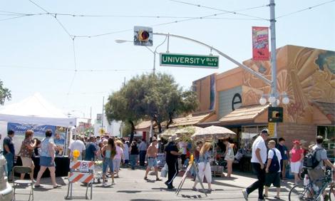 Golf Stores Tucson >> Spring Street Fair Hits Tucson This Weekend