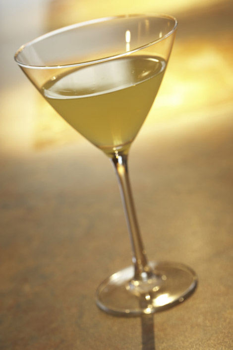 martini with absinthe