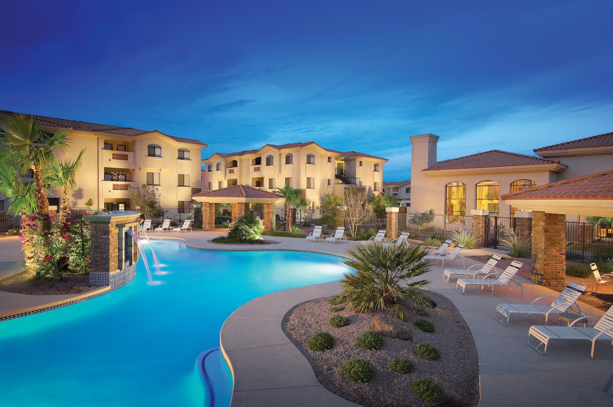 Luxury Apartment of the Month in Phoenix San Hacienda