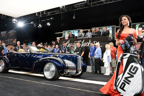 Still A Buzz Barrett Jackson Scottsdale Auction Raises