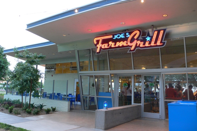 Joes Farm Grill front