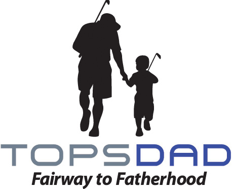 TOPSDAD - F2F Golf Logo Main