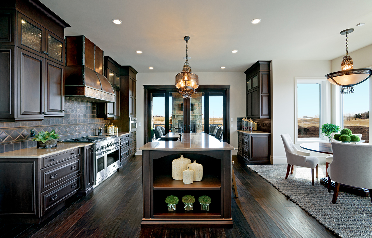 Traditional Kitchens 12
