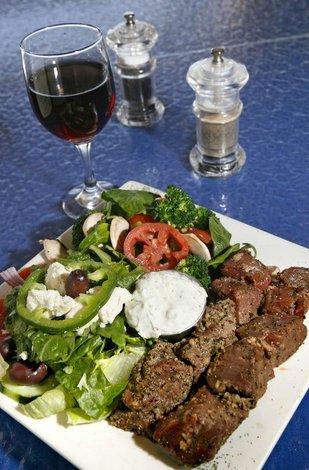 Best Greek Food In Tucson