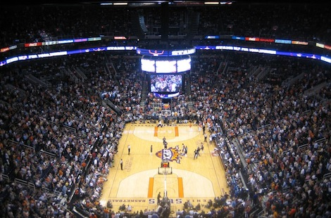 Talking Stick Resort Arena | Sports Information Traders