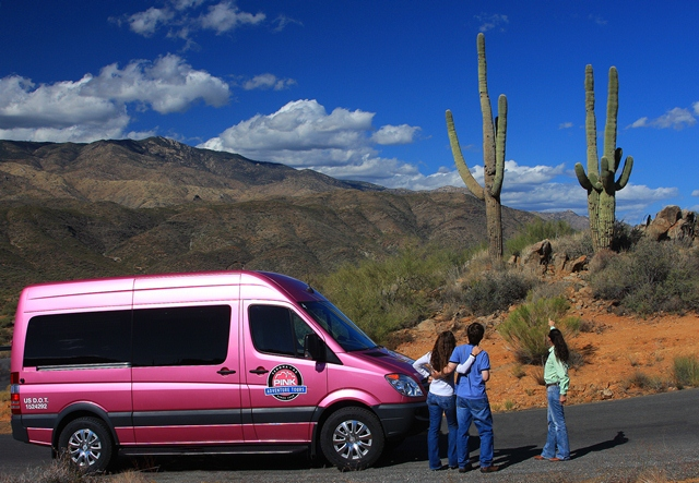 Pink Jeep Tours Scottsdale