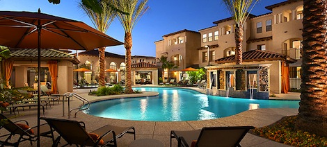 luxury apartments pool. Luxury Apartment of the Month in Phoenix  San Marquis Page Pool Apartments for rent raleigh The Tribute