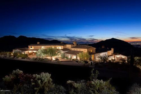 Scottsdale - Guard Gated Community of Silverleaf at DC Ranch - 3800000