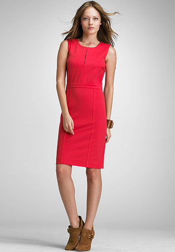 Sheath Dress Tory Burch