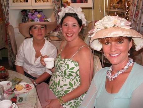 Tea Party Dress Code