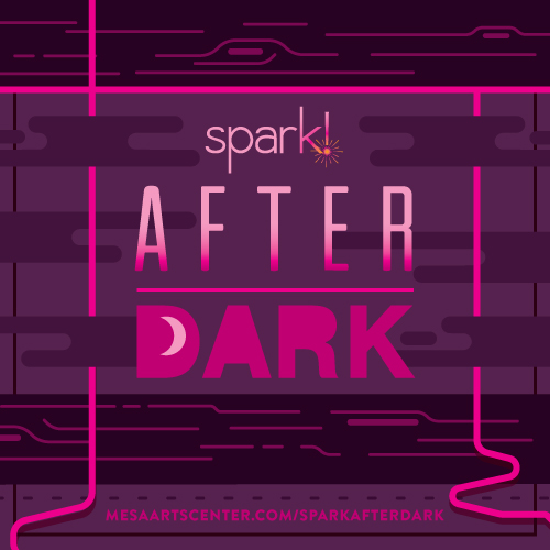 spark after dark events spark after dark logo