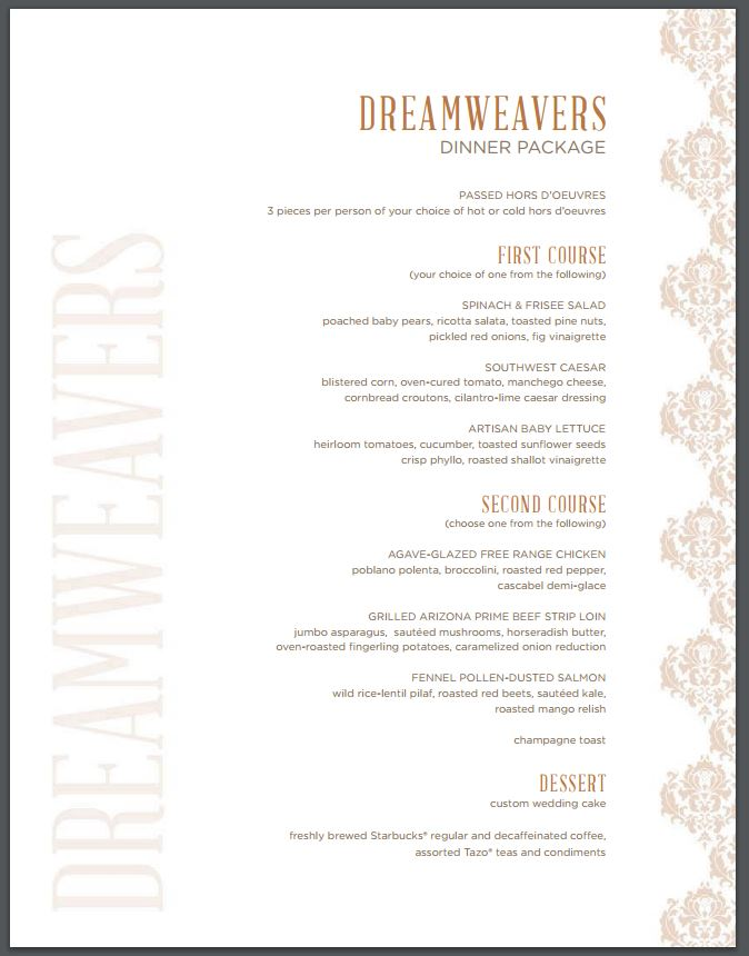 Dreamweavers kierland resort copy