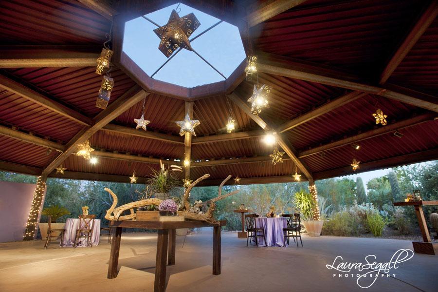 Laura Segall Photograph Desert Botanical Gardens Wedding