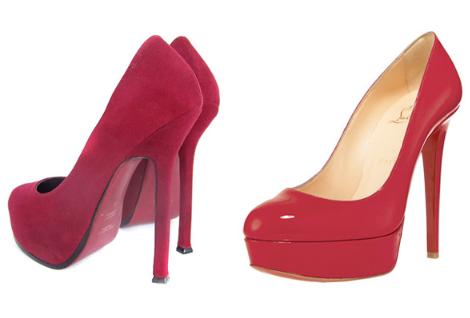 Christian Louboutin V Yves Saint Laurent...Shoe Wars! - So Sue Me