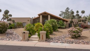 On The Market: Prestigious Cactus Corridor Estate