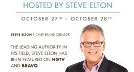 HGTV Star Steve Elton to Host Design Event at Brown Jordan Scottsdale Quarter