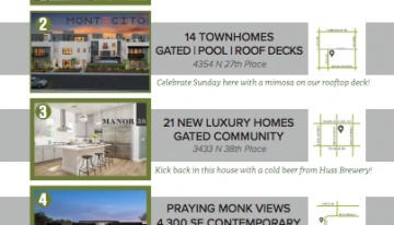 Take a Tour Through New Arcadia Homes This Sunday
