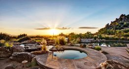 On The Market: $4.25M One-of-a-Kind Desert Highlands Estate