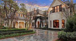 On the Market: Exquisite 2-Acre Houston Chateau