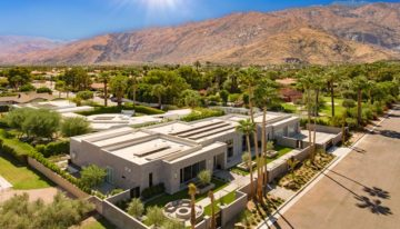 On the Market: High Tech Palm Springs Smart Home