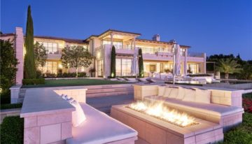 On the Market: Newport Beach's Most Spectacular Residence