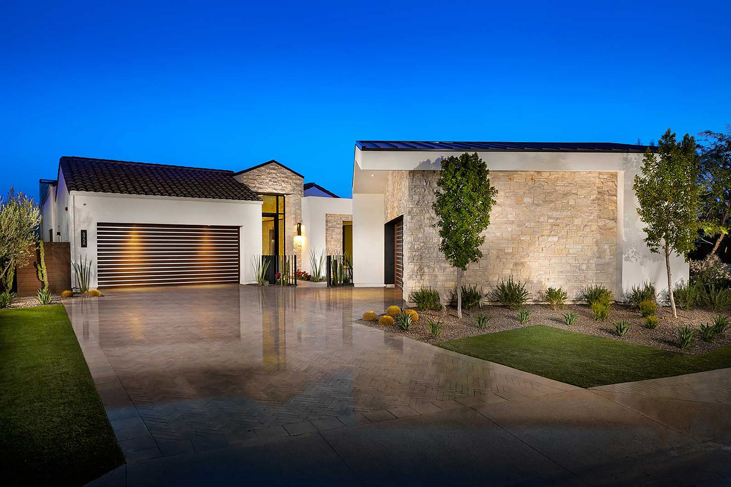 PHX Architecture's Azure Homes Win Gold Nuggets