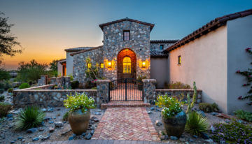 On the Market: Single Level Estate in the Exclusive Community of Silverleaf